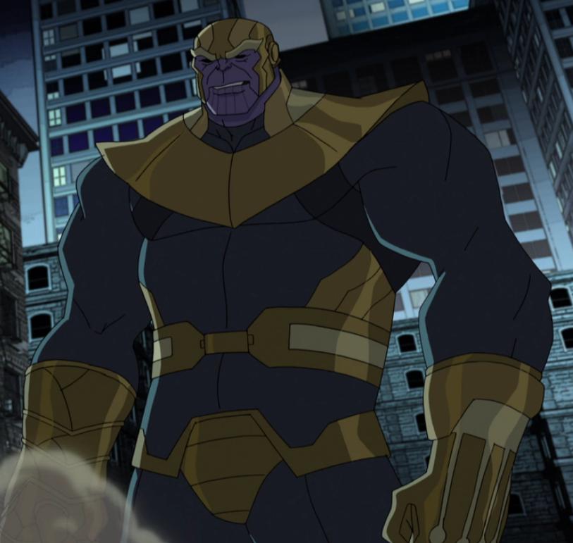 Thanos (2010 Marvel Animated Universe)