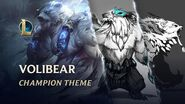 Volibear, The Relentless Storm Champion Theme - League of Legends