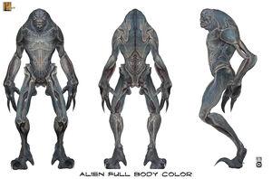 AlienBody Colorsmall