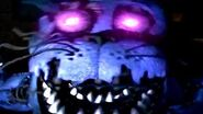 Five Nights at Freddy's 4 Nightmare Bonnie Jumpscare (FNAF 4)