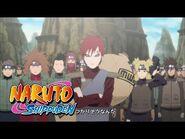 Naruto Shippuden Opening 11 - Totsugeki Rock (HD)