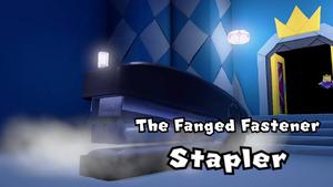 Origami King Stapler
