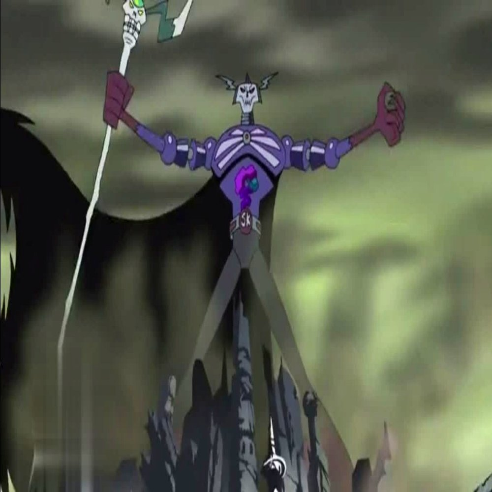 Skeleton King (Super Robot Monkey Team Hyper Force Go!)