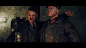 All Hitler prologue cutscene - Zombie Army Trilogy