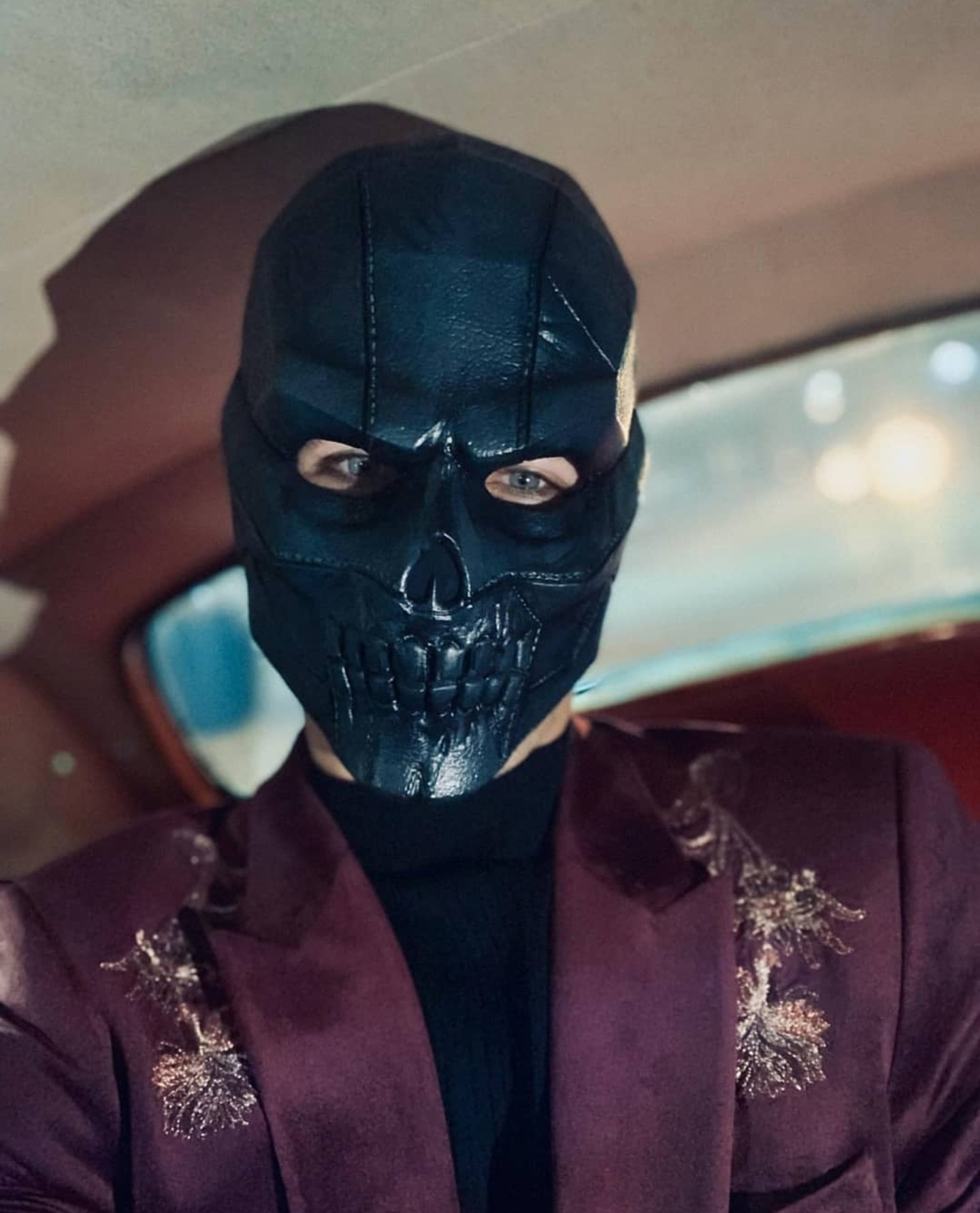 Black Mask (DC Extended Universe)
