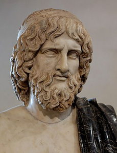 Bust of Hades