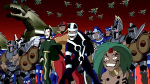Female Furies JLU