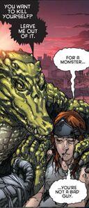Killer Croc Prime Earth 0103