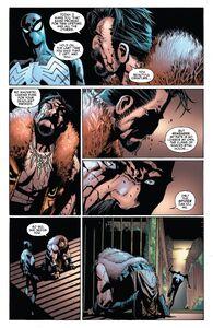 Kraven last tlak to Spider-Man 02