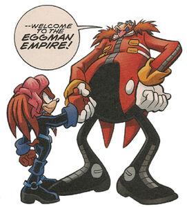 Lien-Da Meets Eggman