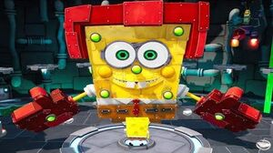 SpongeBob Battle for Bikini Bottom Rehydrated - Final Boss Ending