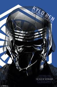 TROS Kylo Ren Trends Poster