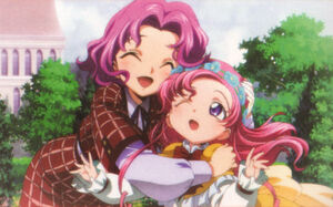 CODE.GEASS Cornelia and Euphemia
