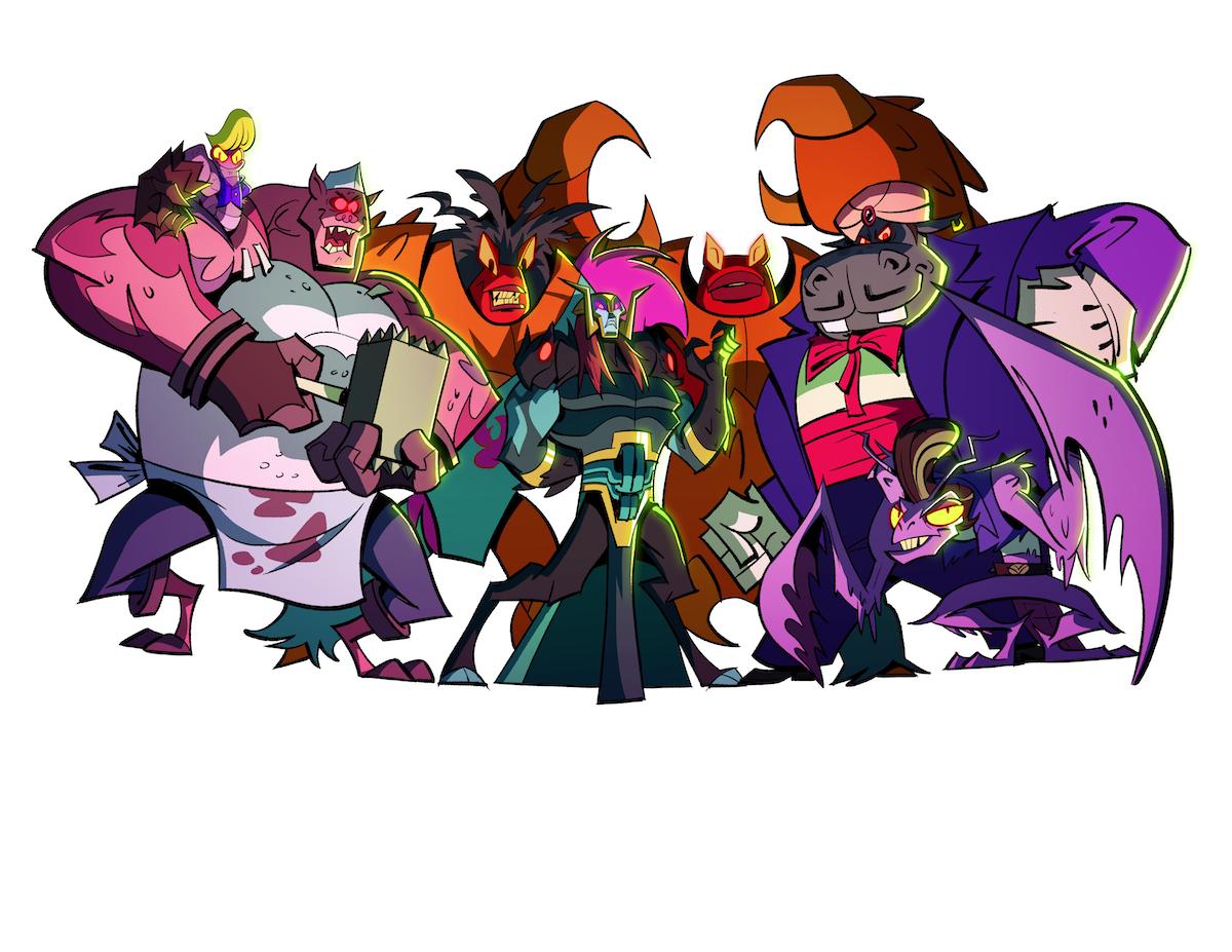 Evil League of Mutants