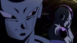 Frost and Frieza - DBS96