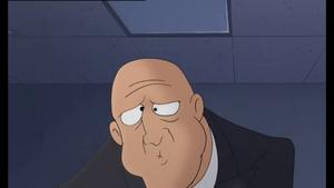 Kojak gets headbutted