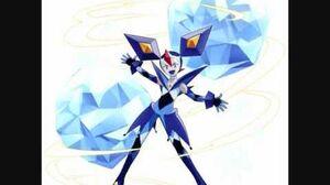 Megaman Starforce 3 Diamond Ice Stage Extended