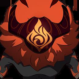 Pyro Hilichurl Icon