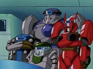 Sigma Force (Dragonball GT)