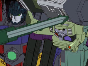 Starscream and Demolishor (Ep. 13)