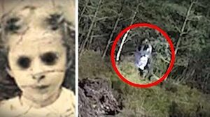 5 Horrifying BLACK EYED KIDS Caught on Camera