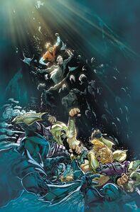 Aquaman Vol 8 63 Textless