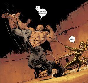 Bane vs Batman 02