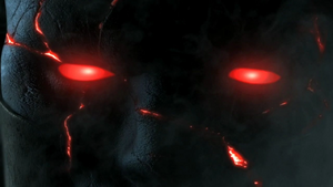 Darkseid close-up