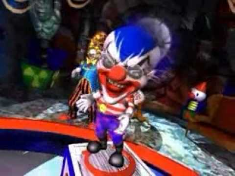 Melvin (Twisted Metal 4)