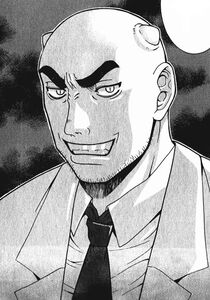 Professor Kakuzawa (Elfen Lied manga)