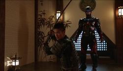 SamuraiDefends