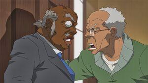 Uncle ruckus in season 4