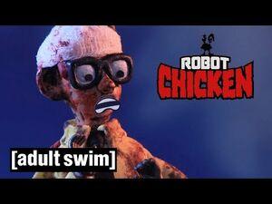 3 Zombie Attacks - Robot Chicken - Adult Swim