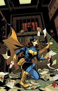 Batgirl Annual Vol 5 2 Textless