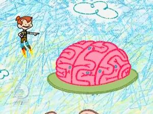 ChalkZone 310 Skrawls Brain Big Loo Duck Snap Duck The Happiest Song in the World 53