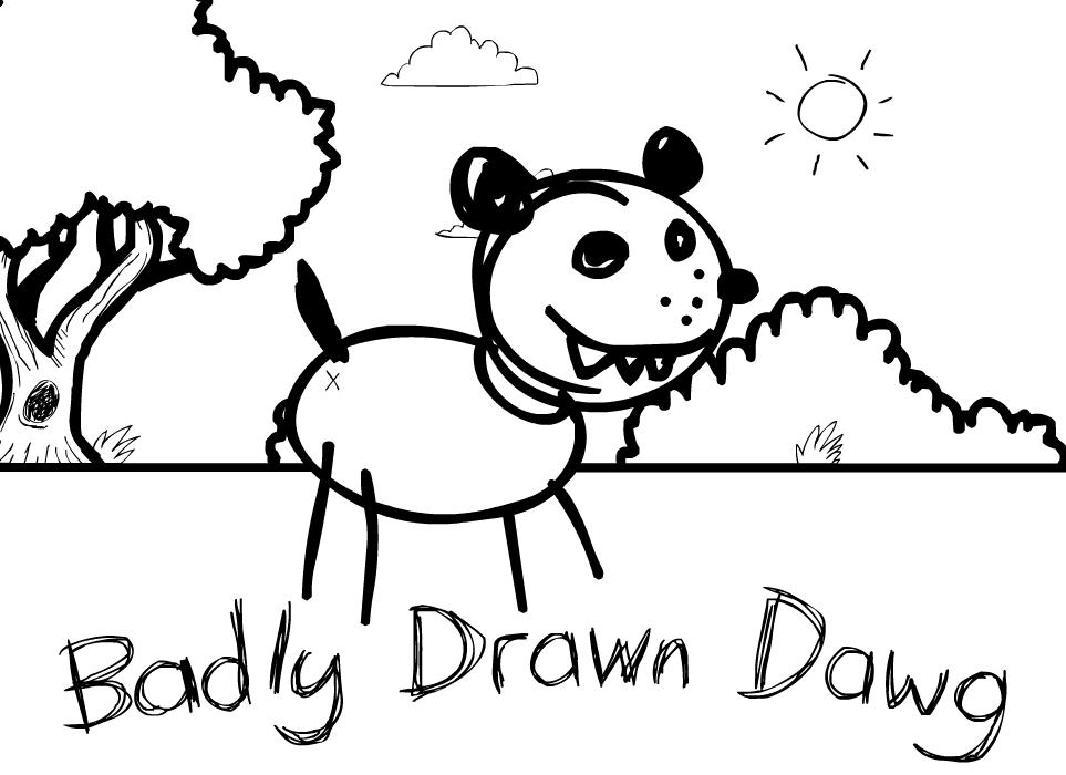 Badly Drawn Dawg