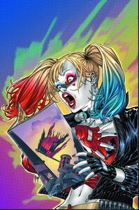 Harley Quinn Vol 3 66 Textless