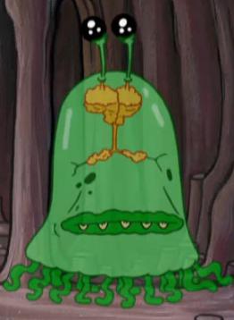 Evil Alien Jellion Overlord