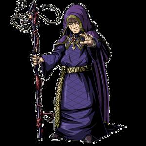 Osmund Saddler (Clan Master)