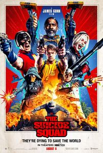 The Suicide Squad Theatrical Poster
