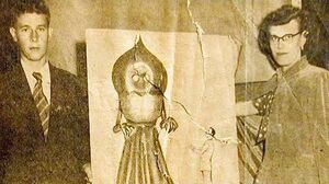 Who is the Flatwoods Monster? (ft