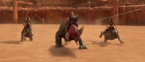 Anakin Skywalker reek