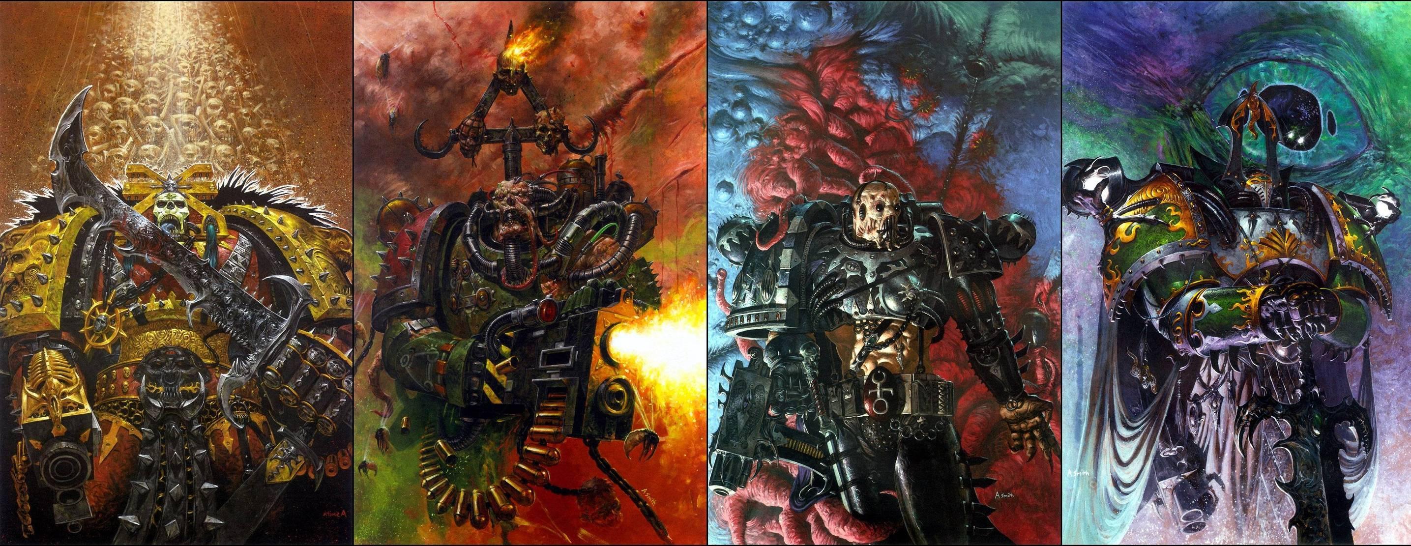 Chaos Gods (Warhammer)