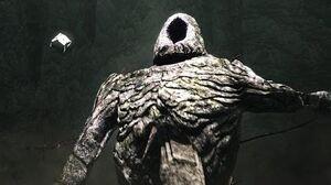 Dark Souls 2 The Last Giant Boss Fight (4k 60fps)