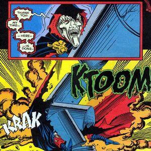 Demongoblin's death