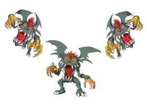 The Evilmons
