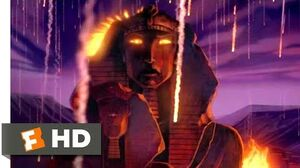 The Prince of Egypt (1998) - The 10 Plagues Scene (6 10) Movieclips