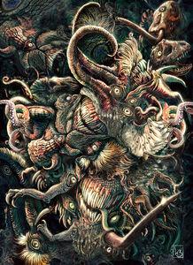 Azathtoth-art-print