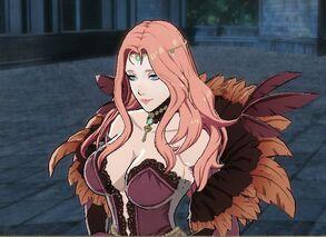 Cornelia during the Siege of Fhirdiad