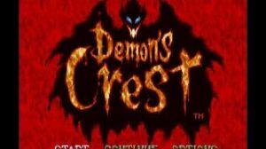 Demon's Crest (SNES) Music - Phalanx Battle